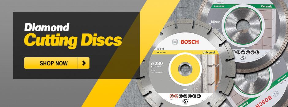 Banner - Cutting discs