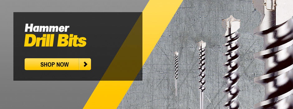 Banner - Drill Bits