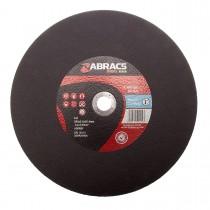 "CUTTING DISC 14"" FOR METAL Abracs 350 x 2.8 x 25.4mm"