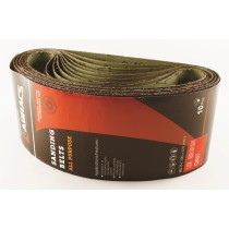 SANDING BELTS 100 x 610mm 80G Abracs