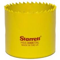 STARRETT  HOLESAW 89mm