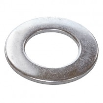 FLAT WASHER ZINC PLATED  M4 (4mm)