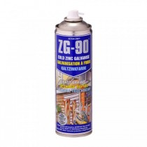 ZG-90 Cold Zinc Galvanising Paint 500ml Action Can