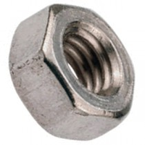 HEXAGON NUTS ZINC PLATED M4 (4mm)