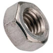 HEXAGON NUTS ZINC PLATED M8 (8mm)