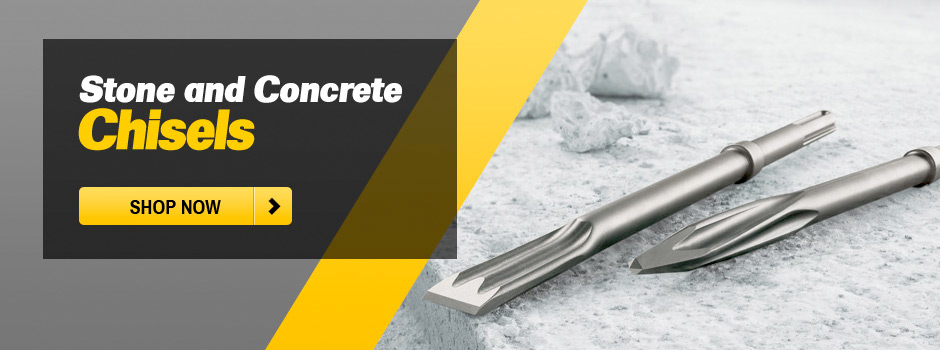 Stone and Concrete Chisels