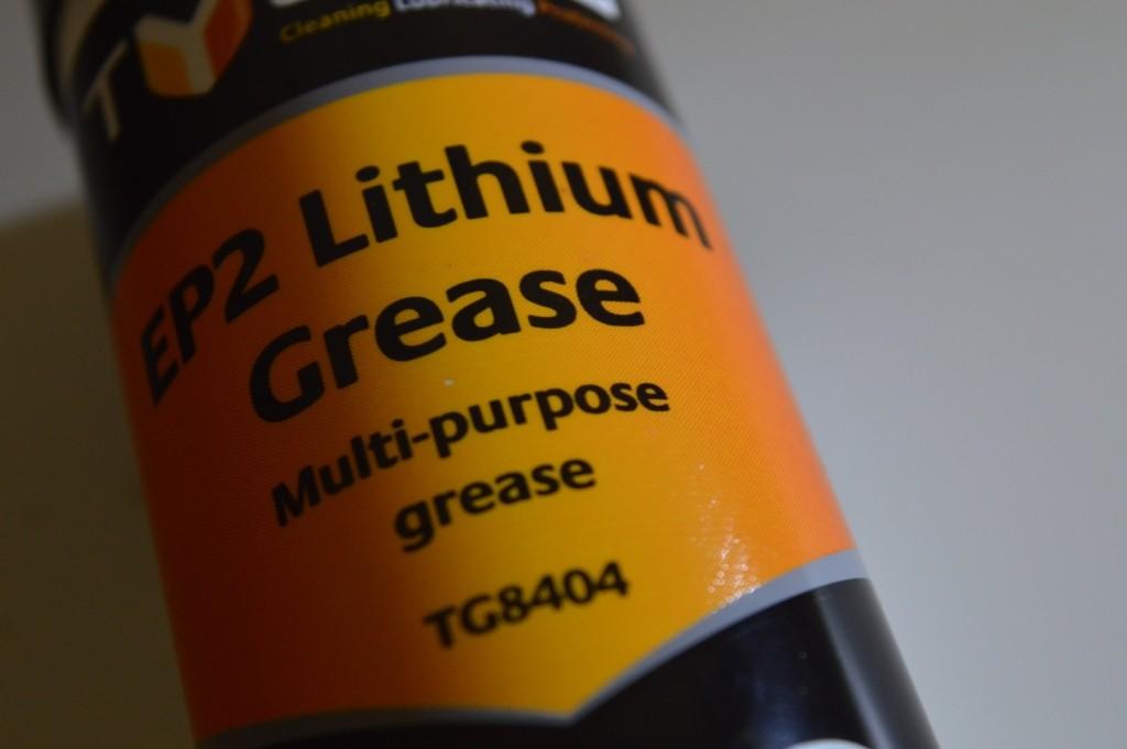 Ep2 Lithium Grease Tygris 400ml