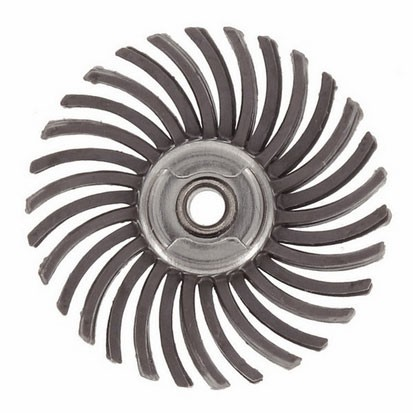 DREMEL 471S EZ SpeedClic Detail Abrasive Brush 36 grit 2615S471JA