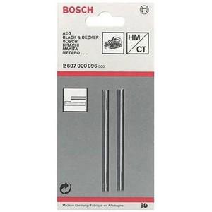 BOSCH PLANER BLADES 82mm 2607000096