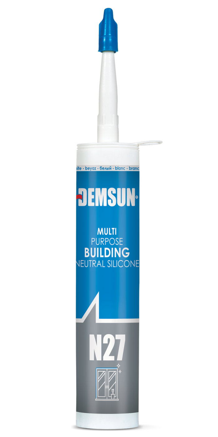 Demsun N27 Multi Purpose Building Silicone Grey