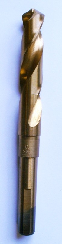 BLACKSMITH DRILL 16mm    Reduced Shank Drill