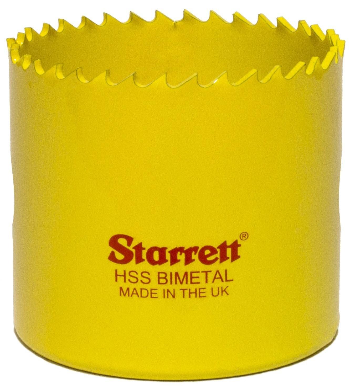 STARRETT HOLESAW 60mm