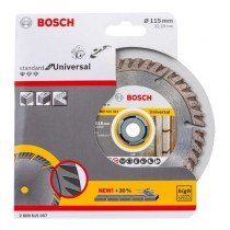 BOSCH DIAMOND BLADE 115mm 2608615057