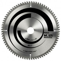 BOSCH CIRCULAR SAW BLADE TCT  254x80Tx30mm 2608640450