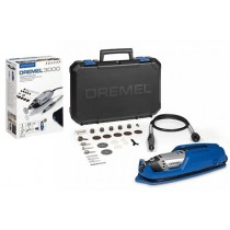 DREMEL 3000 (3000-1/25) with 25 Accessories & Flexible Shaft 225 F0133000JR