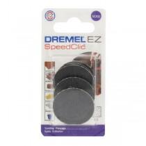 DREMEL SC411 EZ SpeedClic Sanding Discs 2615S411JA 60 Grit