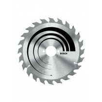 BOSCH CIRCULAR SAW BLADE TCT  160x24Tx20/16mm 2608640596