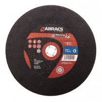 "CUTTING DISC 12"" FOR METAL Abracs 300 x 3.5 x 20mm"