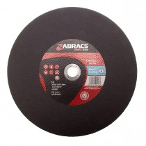 "CUTTING DISC 14"" FOR METAL Abracs 350 x 2.8 x 25.4mm"