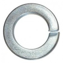 SPRING WASHER ZINC PLATED  M6 (6mm)