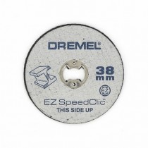 DREMEL SC 456 METAL CUTTING DISCS DREMEL SPEEDCLIC 2615S456JC PACK 5