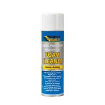 Dual Purpose Foam Cleaner 500ml Everbuild (Sealants & Adhesives)