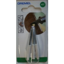 DREMEL 457 CHAINSAW SHARPENING