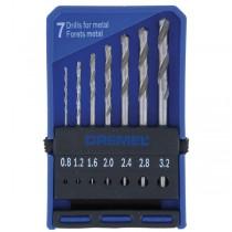 Dremel 628 Drill set 7 Piece 2615062832