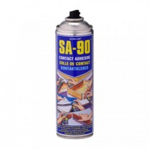 SA-90 Contact Adhesive Spray 500ml Action Can