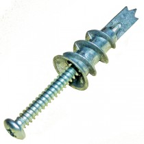 Plasterboard Fixings Metal Self Drilling - Speed Plugs