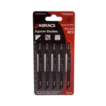 JIGSAW BLADES (PK5) T111C  ABRACS