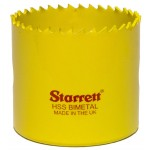 STARRETT  HOLESAW 89mm